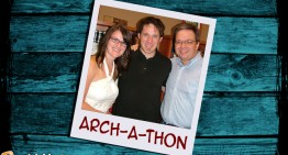 Arch-a-thon Post #4:  Guest Post by Archie Jackson