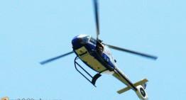 Chopper Pilot Rescues Calf from Frozen Pond