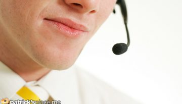 Say No If a Telemarketer Asks 'Can Your Hear Me?'