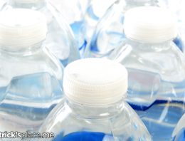 We're Now Buying More Bottled Water Than Soda