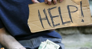 Man Shames Panhandlers Who Turned Down Work