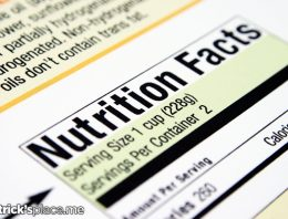 Nutrition Labels are Changing, But We'll Still Stay Fat