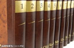 Britannica Stops the Presses