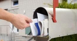 At the Mailbox