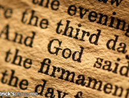 Which Comes First: The Bible or God?
