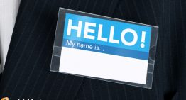 What's On Your Name Tag?