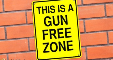 Saturday Coffee: The Wrong Gun-Free Zones Response