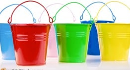 Blogging by the Bucket: A New Trick for Productivity