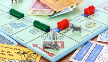 Monopoly Board Game Pieces Face Another Big Vote