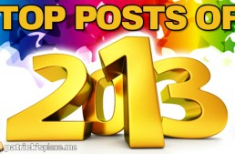 My Top 10 Talker Posts of 2013