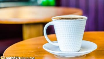Cashless Coffee Shop Result of Multiple Robberies
