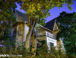 If You Could Afford It, Would You Buy a Haunted House?