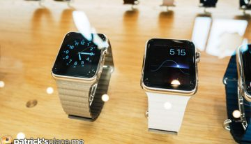 Without an Apple Watch? Say It Ain't So!