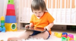 Early Exposure: Babies Using Mobile Devices, Study Finds
