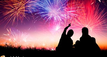 Saturday Coffee: Not Everyone Likes Your Fireworks