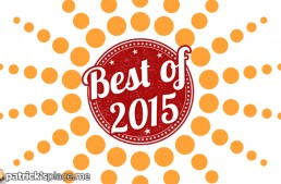 My Best Posts of 2015