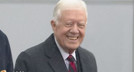 Jimmy Carter: 'At Ease With Whatever Comes'
