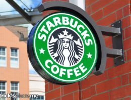 No 'Unity' Over Green Starbucks Cups