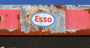 Saturday Coffee: When Esso Became Exxon