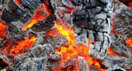 Walking on Hot Coals Burns More Than 30 People