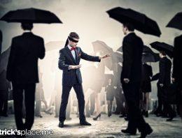 Facebook Battles: None So Blind…