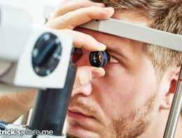 With Better Tech Comes Eye Doctor Phobia
