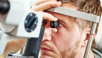 Saturday Coffee: Eye Doctor Phobia