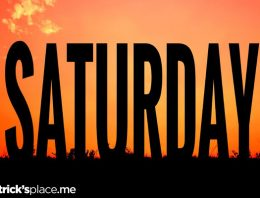 Yes, I've Been Stuck in a Saturday Quandry…But Not Anymore