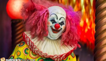 Target Bans Clown Masks in Clown Scare