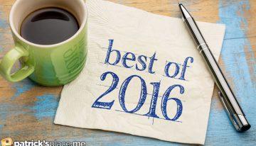 My 10 Best Blogging Posts of 2016