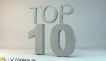 My 10 Most-Read Posts of 2016