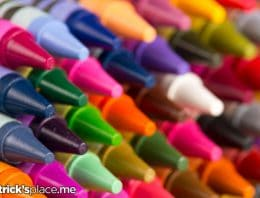 Crayola 'Kills' a Color for National Crayon Day