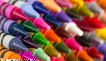 Crayola to 'Kill' a Color on National Crayon Day