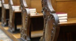 Church Hymnals Aren't Required for Worship